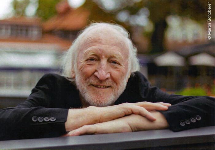 Schirmherr Karl Merkatz